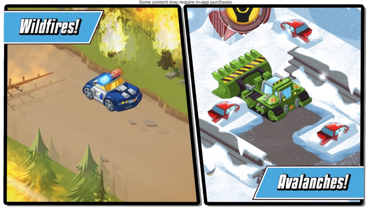 Transformers Rescue Bots: Hero screenshot-3