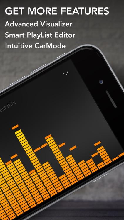 Equalizer+ Pro Music Player eq screenshot-3