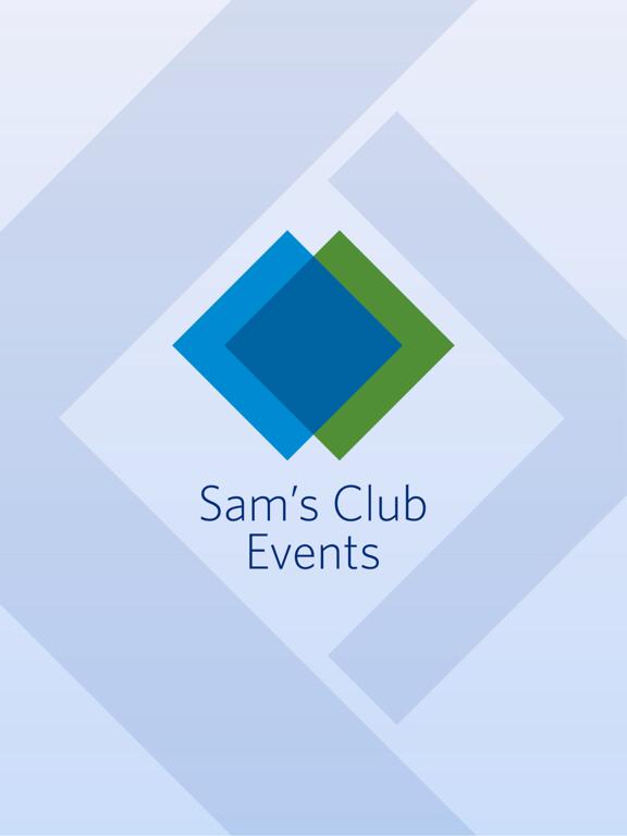 Sams Club Events screenshot 3