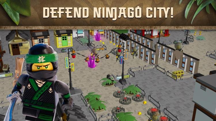 THE LEGO® NINJAGO® MOVIE™ app screenshot-0