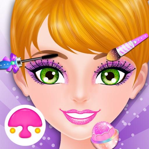 Выходные Спа салон - Игры для девочек