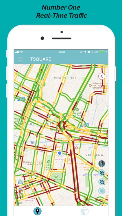 Traffic Maps on weather maps, information maps, street view maps, driving directions maps, google maps, dynamic maps,
