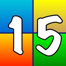 15 Number Slide