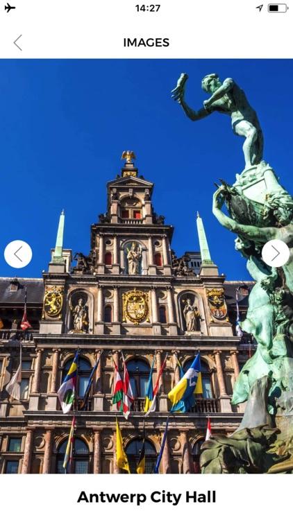 Antwerp Travel Guide Offline
