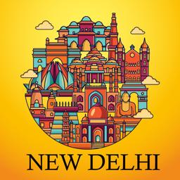 Ícone do app Nova Deli Guia de Viagem