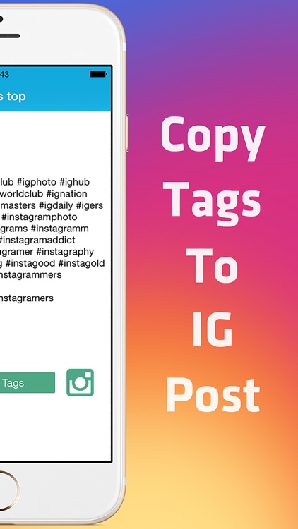 Fancy Tag - Tags for Get Likes