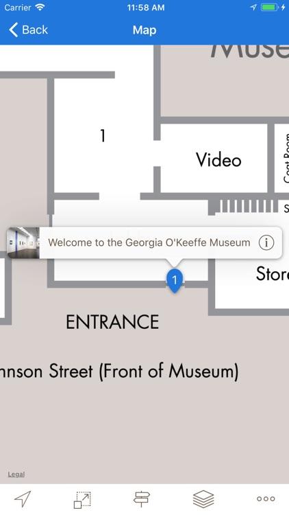 O'Keeffe Museum Tours screenshot-4
