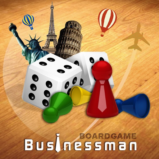 Businessman ONLINE board game