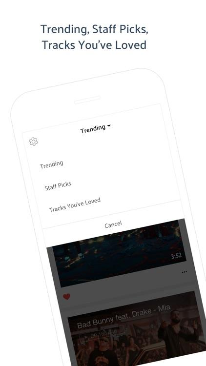 Music Messenger screenshot-3
