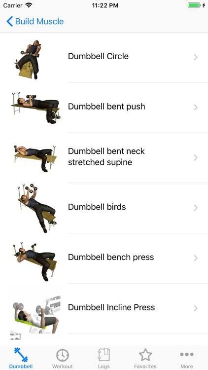 The Dumbbell Workout