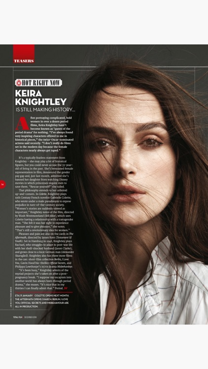 Total Film Magazine screenshot-1