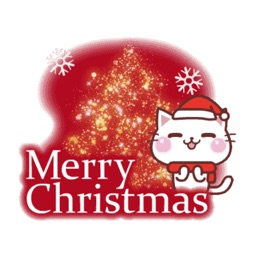 Kitty Xmas - New Year Stickers