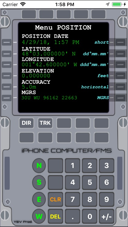 FLIGHT COMPUTER 3D screenshot-7