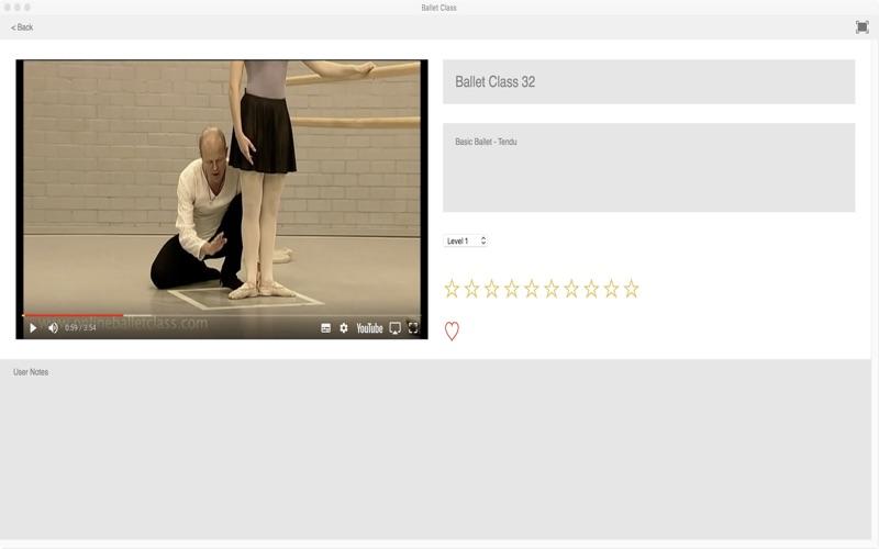 Ballet Class screenshot 5