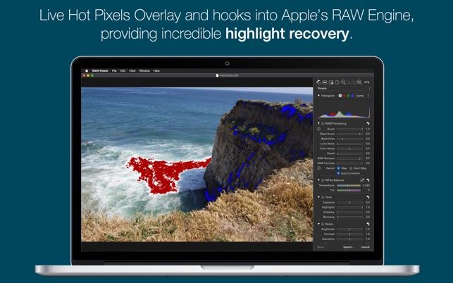 free raw editor mac os x