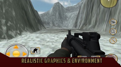 Modern War FPS Shooting screenshot 1