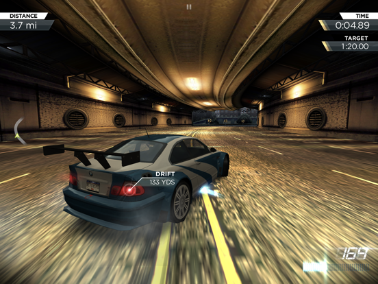 Need for Speed™ Most Wanted - Screenshot 1