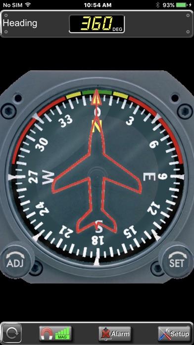 Aircraft Heading review screenshots