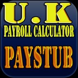 UK Payslip Paystub