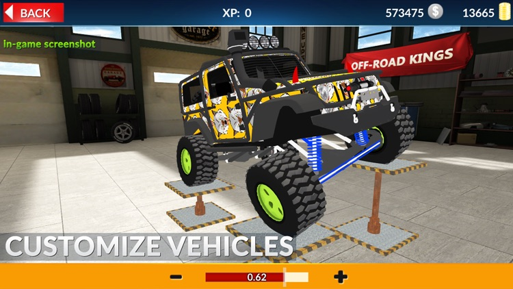 Off-Road Kings screenshot-7