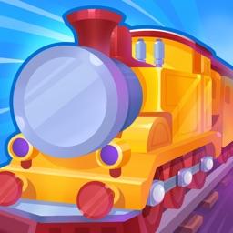 Train Tycoon -upgrade and earn