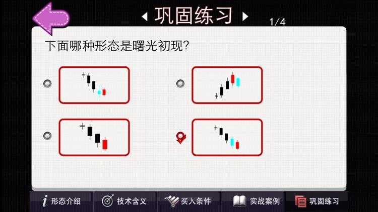 K线形态宝典  全方位炒股学院 screenshot-4