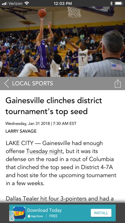 The Gainesville Sun screenshot-3