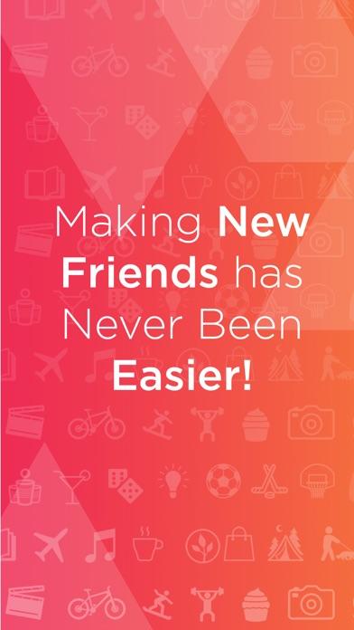 Friender- Make New Friends