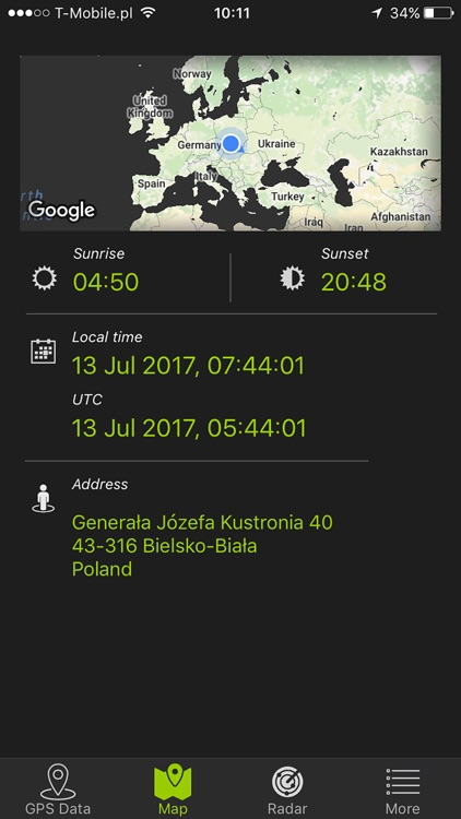GPS Data Smart screenshot-3