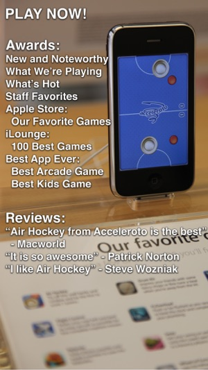 Air Hockey On The App Store