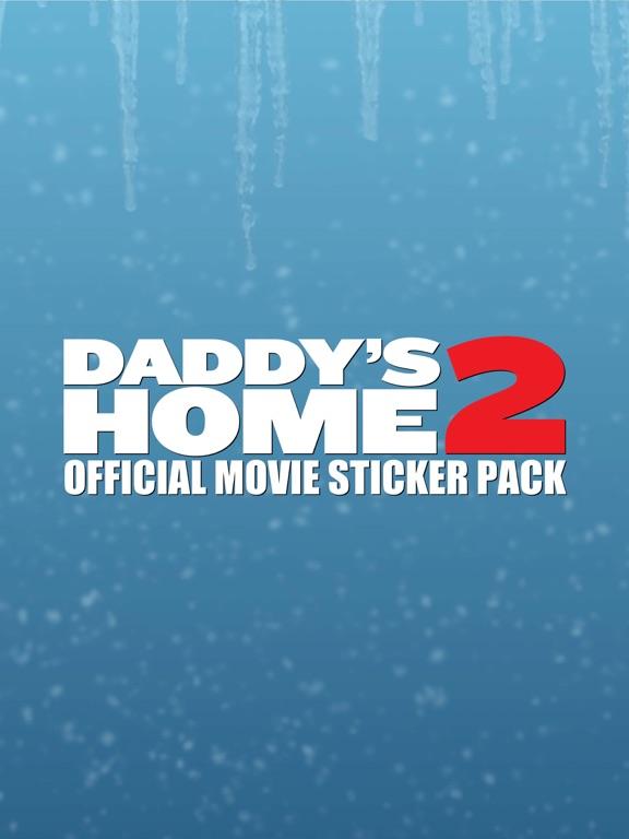 Daddy's Home 2 Sticker Pack screenshot #1