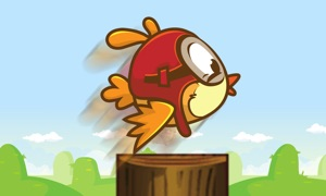 Super Flappy Jump - Hop Hop Endless Challenge Game