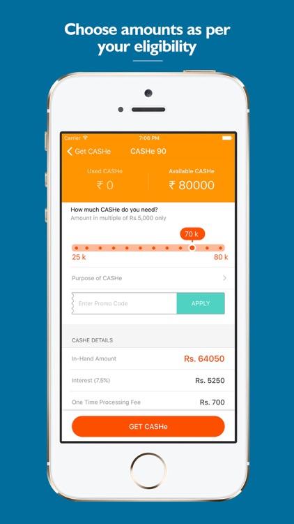 CASHe - Instant Loans screenshot-4