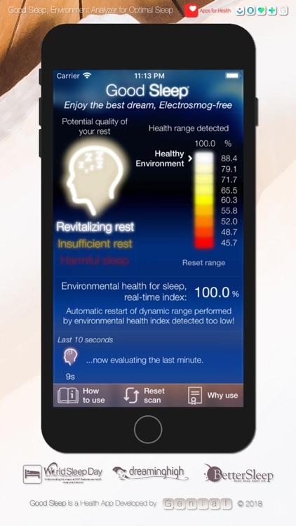 Good Sleep: Save your Health screenshot-3