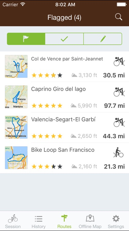 Runtastic Mountain Bike PRO screenshot-4