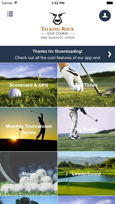 Talking Rock Golf Course screenshot 2