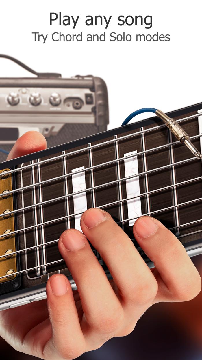 Guitar - Chords, Tabs & Games Screenshot