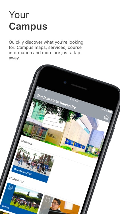 San Jose State University App screenshot-1