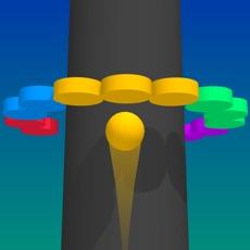 Activities of Color Balls Climb- Jump Up