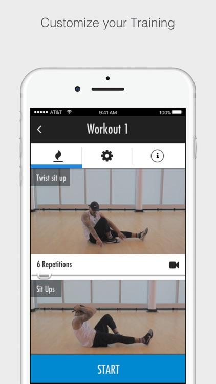 Ab Workouts at Home screenshot-4
