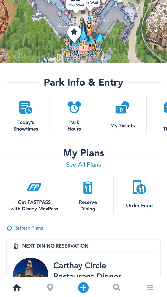 Disneyland® Screenshot