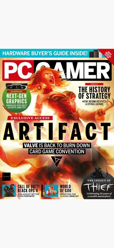 PC Gamer (US): the world's No 1 PC gaming magazine - Online