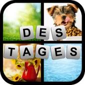 4 Bilder 1 Wort - Sticker - Rätsel des Tages