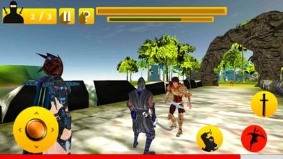 Ninja Warrior Rescue screenshot 4