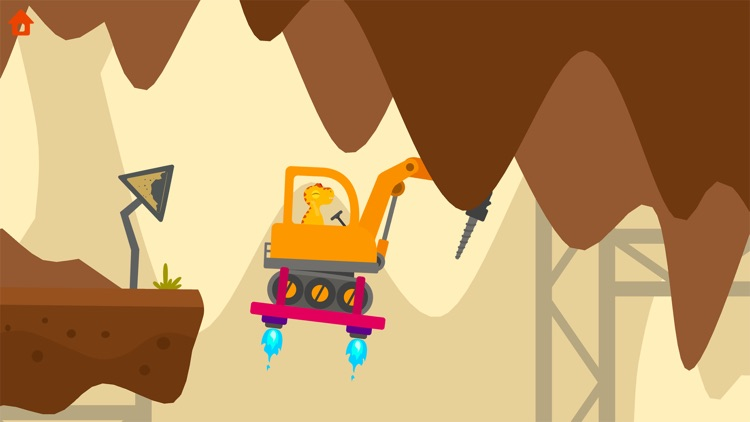 Dinosaur Digger 3 – The Truck