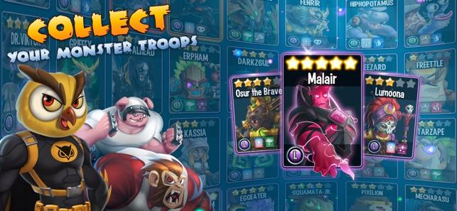 Monster legends on the app store monster legends on the app store solutioingenieria Images