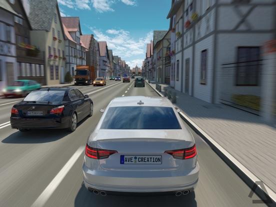 Driving Zone: Germany на iPad