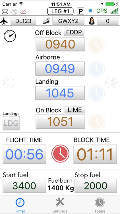 Flight Timer screenshot-0