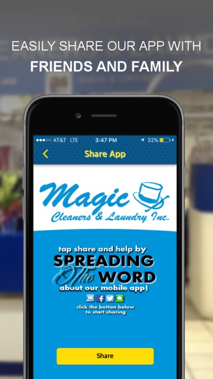 Magic Dry Cleaners and Laundry screenshot-3