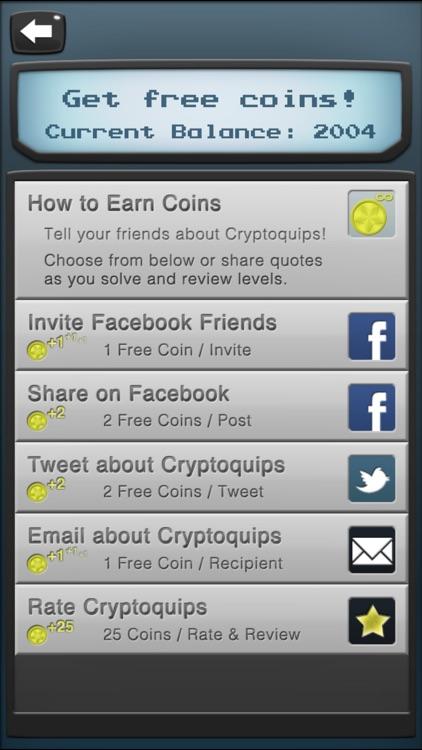 Cryptoquips screenshot-5